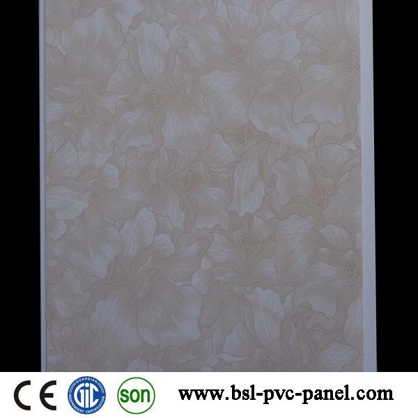 25cm 7mm Print PVC Panel PVC Ceiling