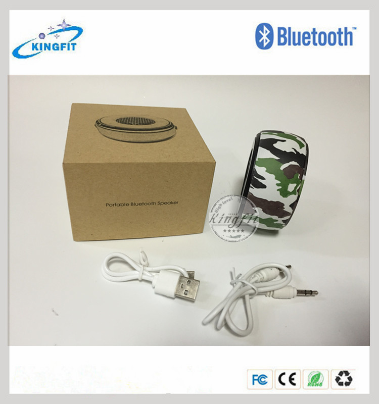 2017 New Arrival! --- Mini Portable Speaker 3W 600mAh Wireless Speaker