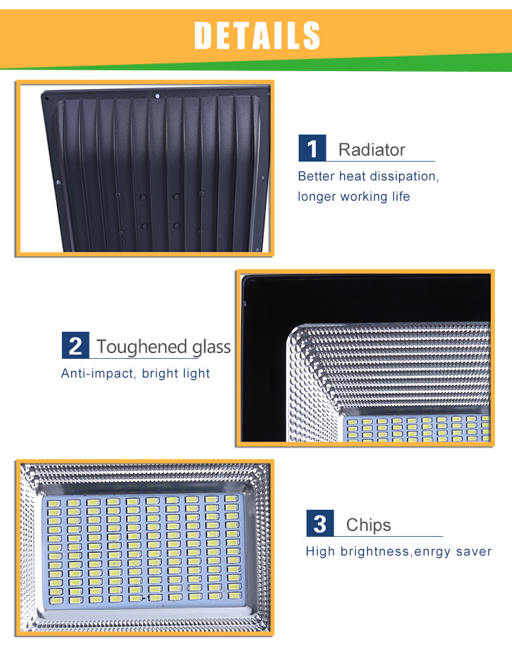Hotselling High Quality IP66 Full Power 30W LED Flood Light