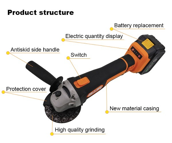 25mm Handle Straight Grinder and Straight Line Lever Type Air