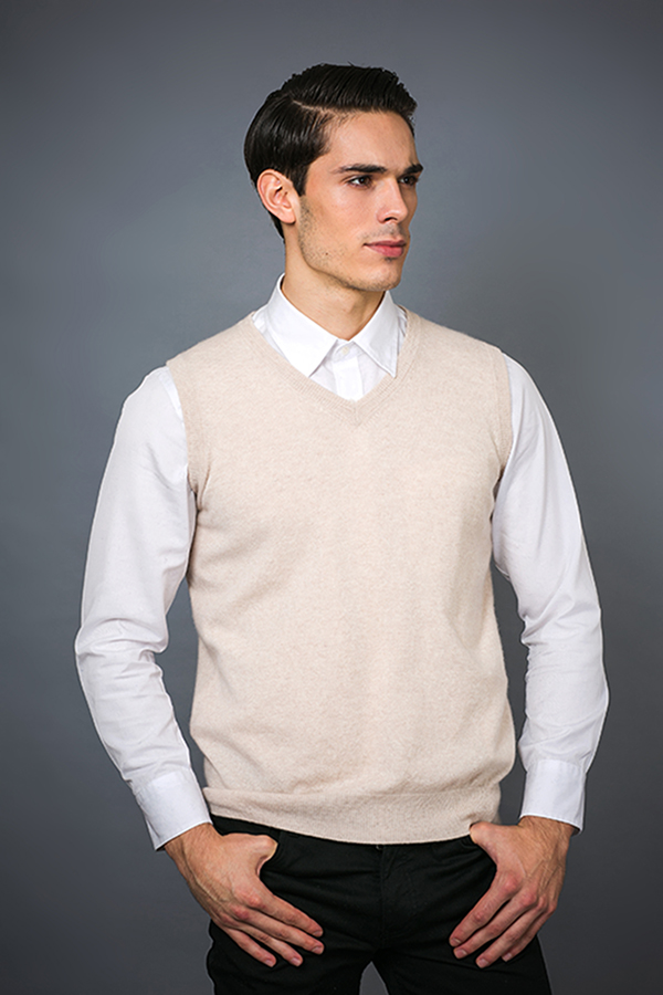 Men's Fashion Cashmere Sweater 17brpv093