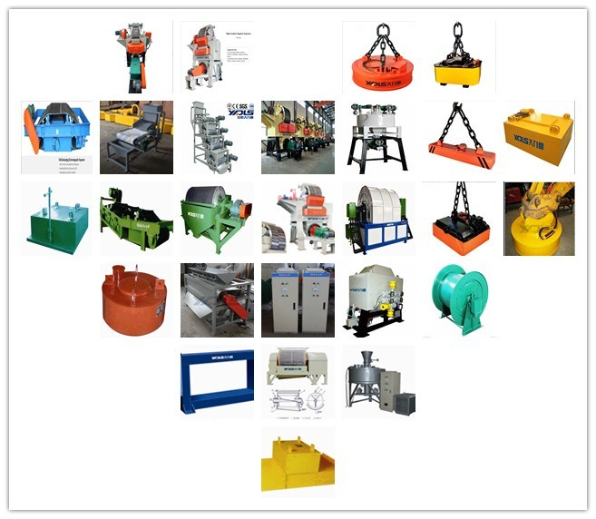 Magnet Crane for Lifting Steel Plate or Steel Scrap