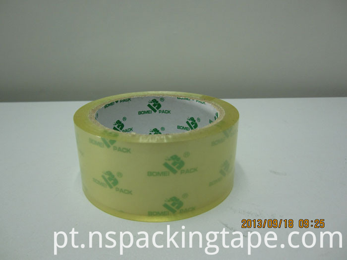 BOPP Crystal Clear Packing Adhesive Tape