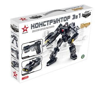 Robotech Series Designer 3 in 1