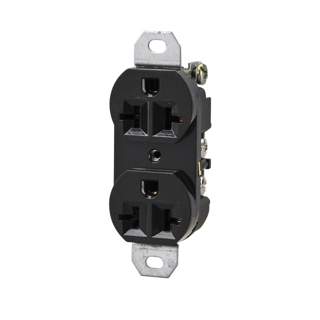 125V cUL CSA C22.2 Standard Safety Receptacle