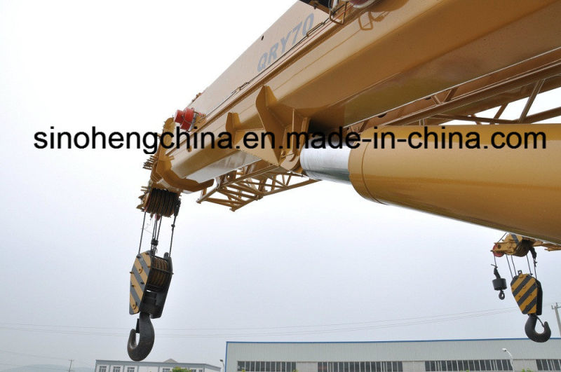 CE Approved Rough Terrain Crane Qry60
