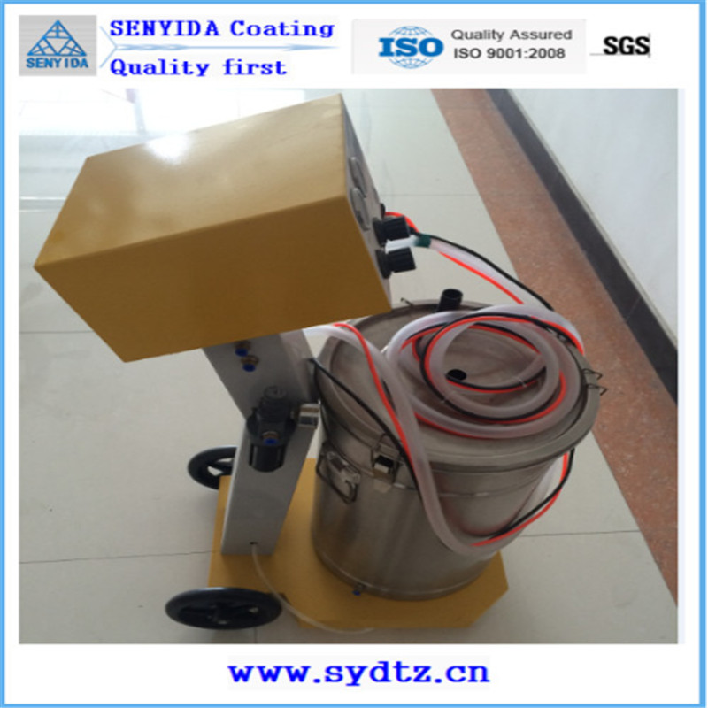 Hot Sell Electrostatic Spray Painting/Powder Coating Gun (Electrostatic Spraying Host)