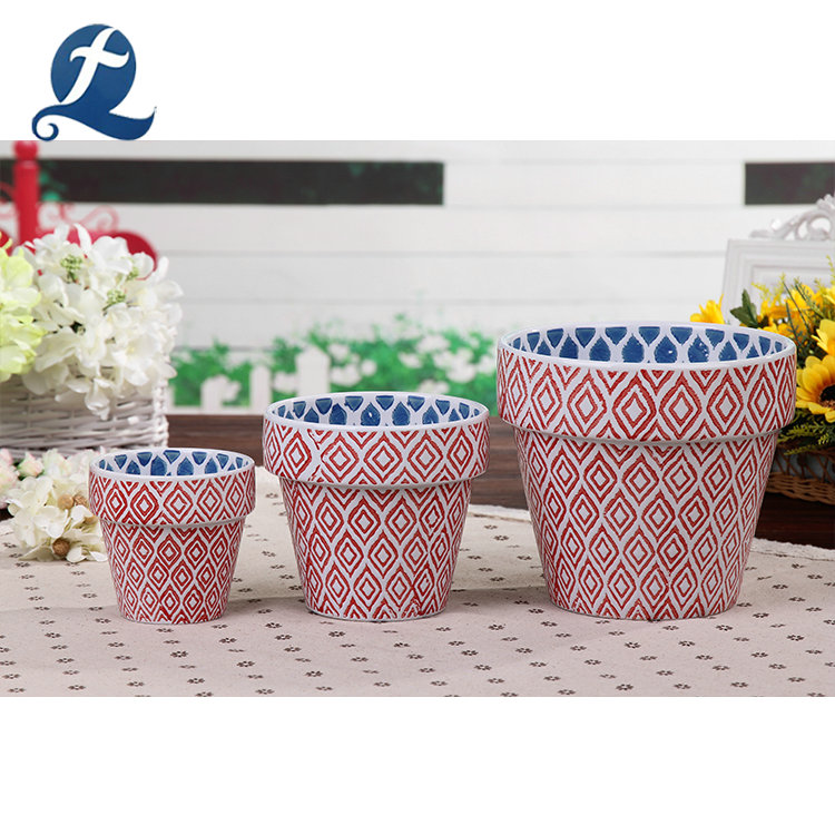 Ceramic Flowerpots