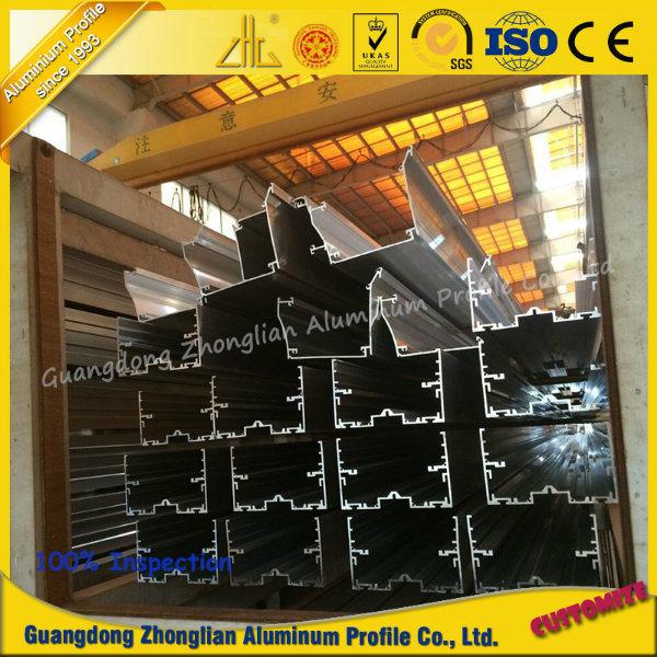 Aluminum Suppliers Customized Large Industrial Aluminium Profile for Industry