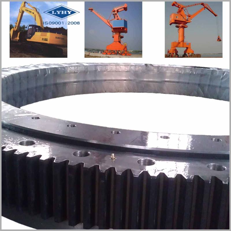 Detailed Information for Ball Slewing Bearing (QW. 1800.40)
