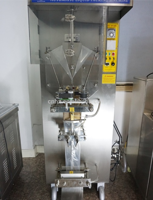 2000 Bph Sachet Water Filling Sealing Machine with 220V