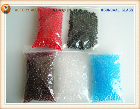 Precision Glass Ball and Glass Bead Manufacturer