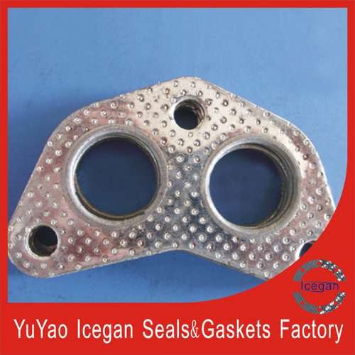 Single Flush Dual Compound Asbestos Composite Gasket/Double Metal Sprint Composite Gasket
