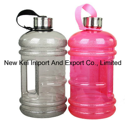 New Protein Bottle Shaker Multicolors Gym Sports 2.2L Water Bottles