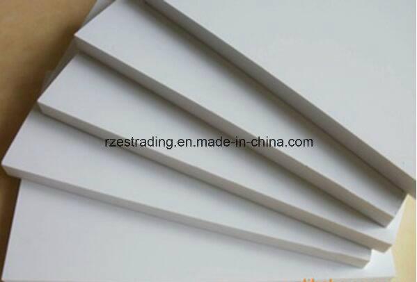 White 4*8 Feet PVC Foam Board for Construction