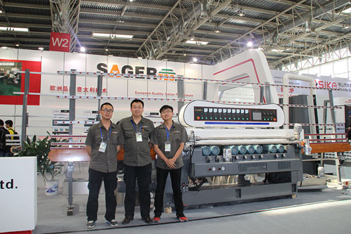 Glass Beveling Machine with Good Price
