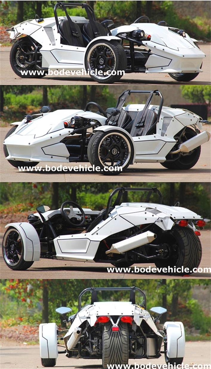 Bode Quanlity Assured New EEC 250cc Ztr Trike Roadster for Sale More Detail