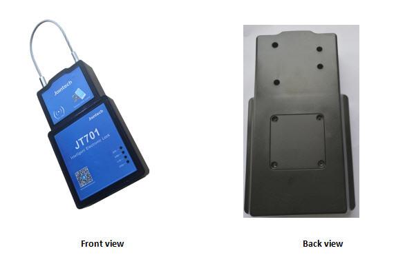 Container GPS Lock