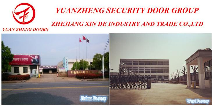 Exterior Steel Security Door