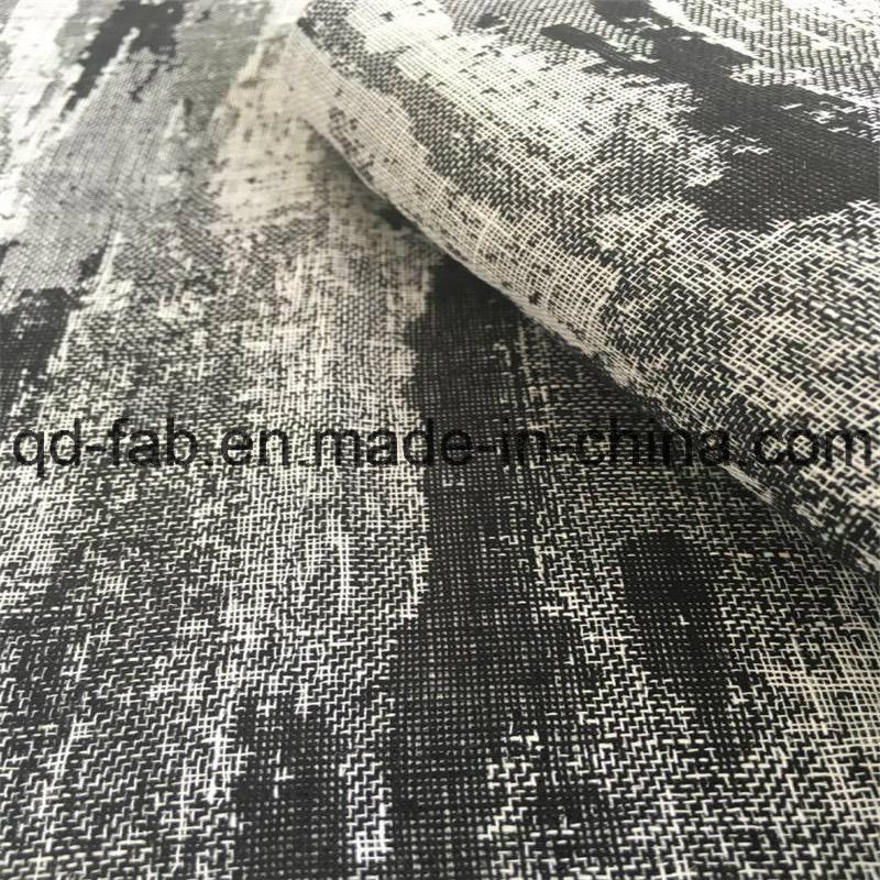 Hot Sale Yarn Dyed Black Jacquard Fabric (QF16-2512)