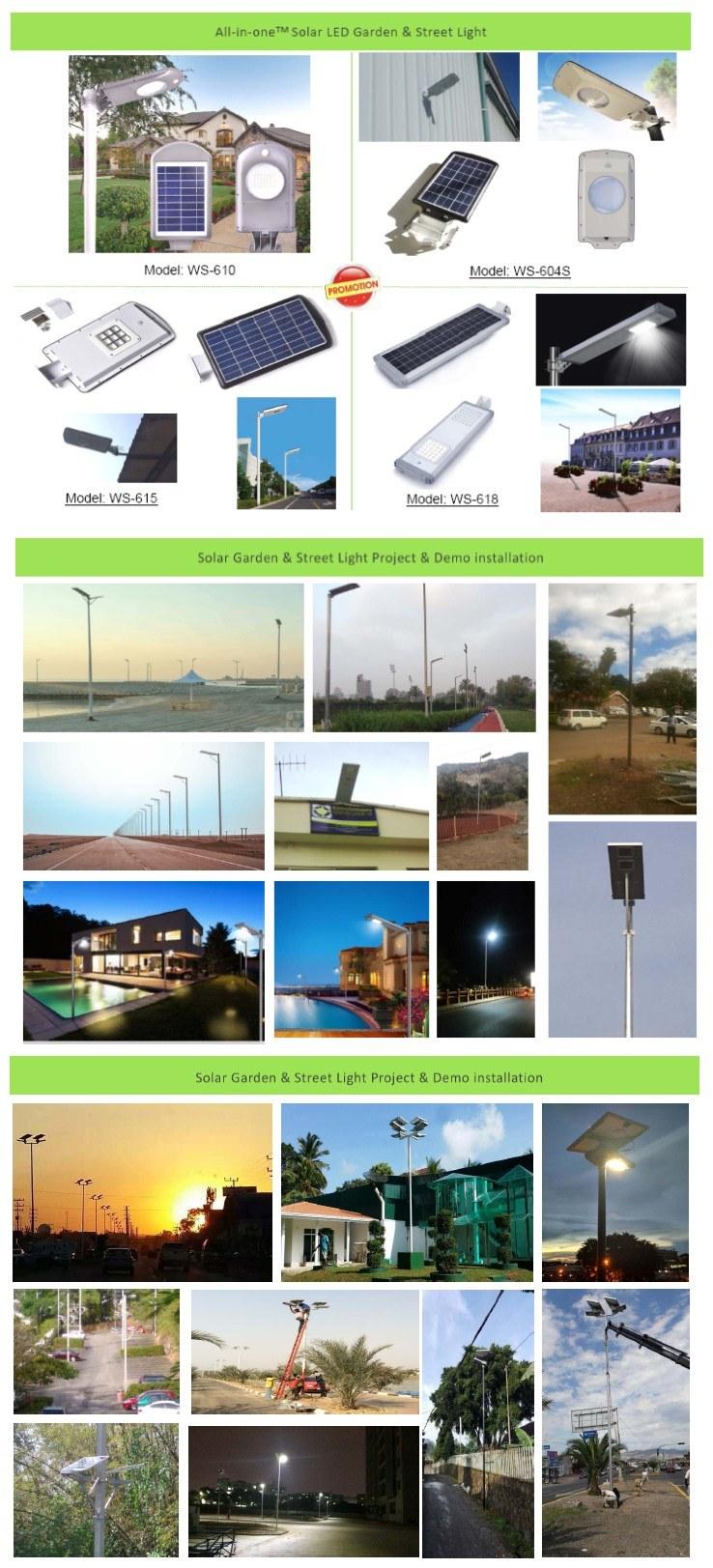 30W LED Motion Sensor Garden Energy Saving Outdoor Solar Light