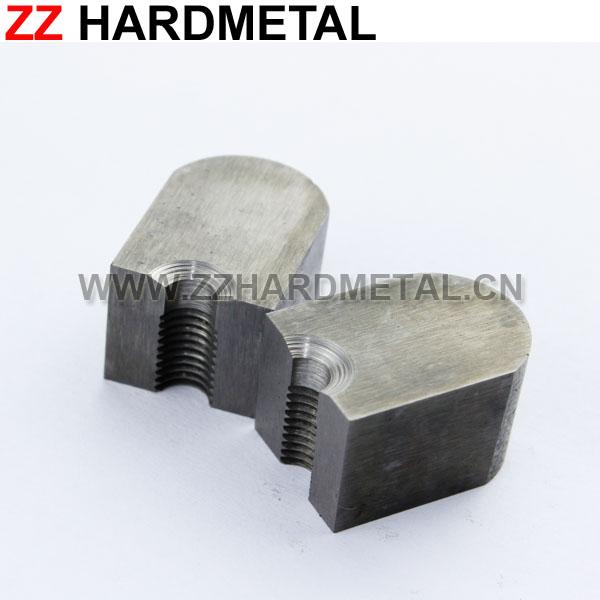 Steel Casing Yg20 Carbide Nail Gripper
