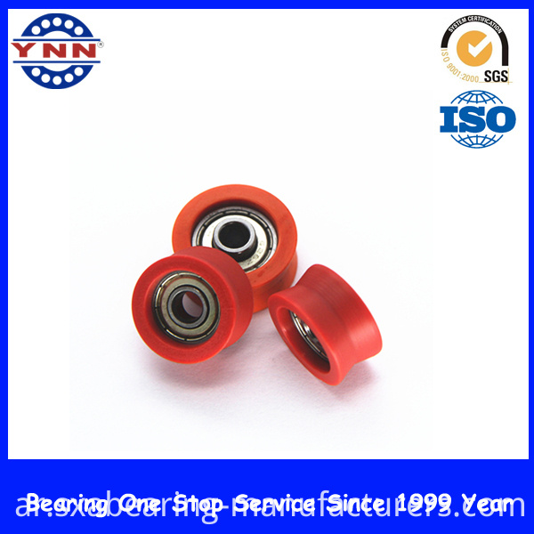 Hot Sale Plastic Coated Bearing for Wheel Bearing (606 ZZ)