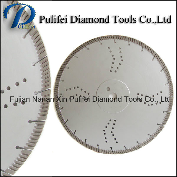 New Segment Disc Wet Cutting Stone Diamond Cutting Blade for Bridge Saw