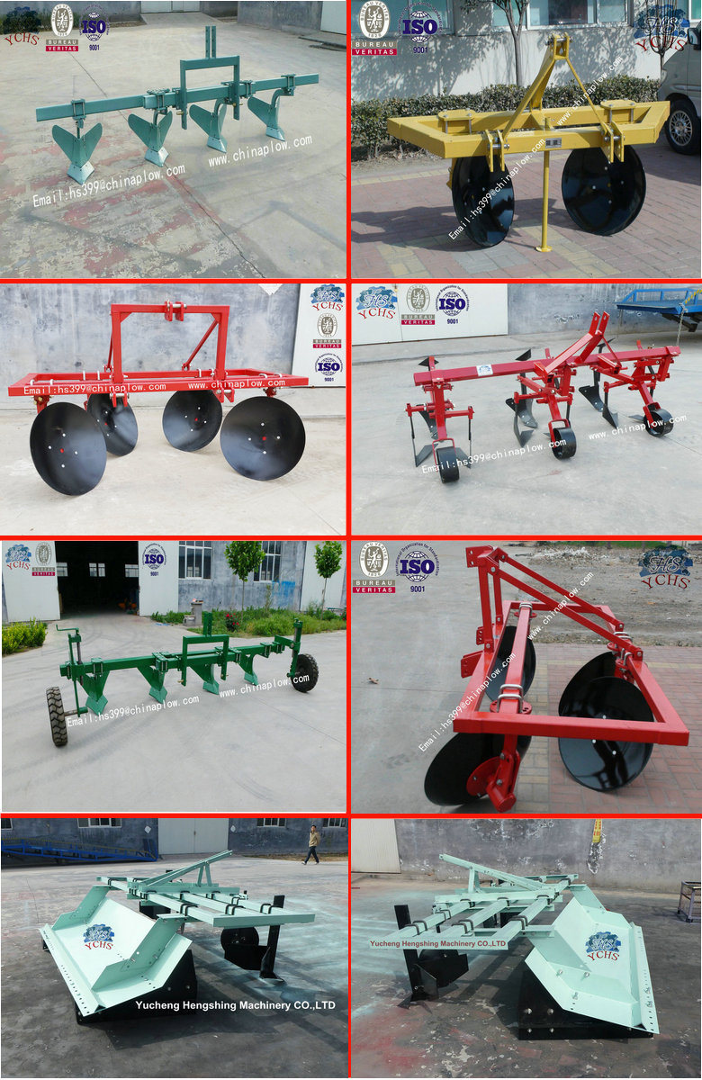Factory Supply Farm Ridging Plough Disc Ridger Bed Shaper with High Quality