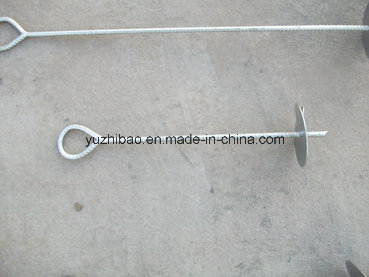 Professional Manufacturer of Ground Screws, Ground Anchor