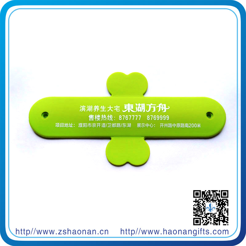 Design Phone Stand with Cute Logo for Promotional