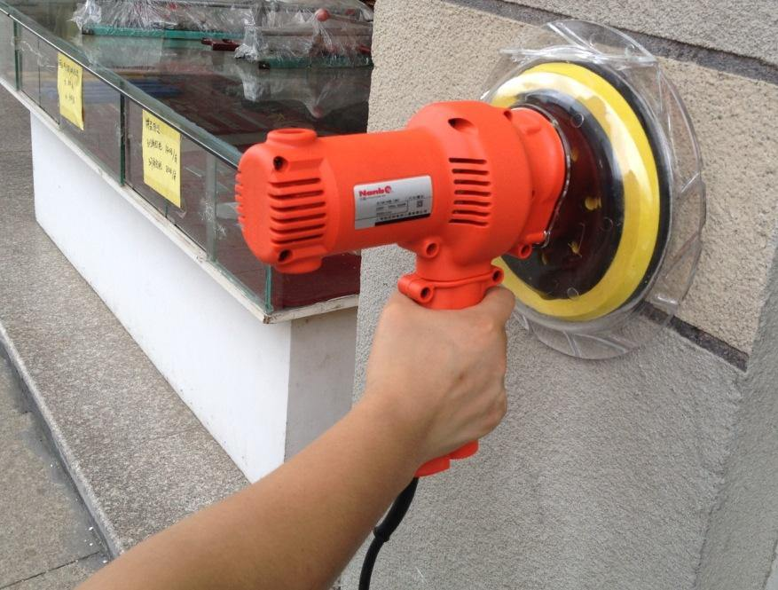 150mm Building Construction Tools Wall and Ceiling Sander