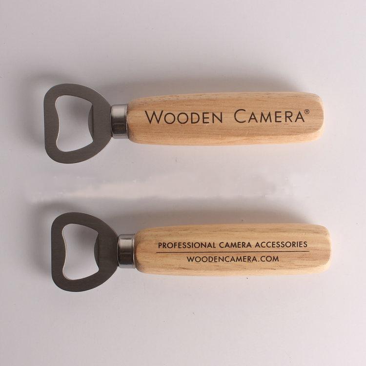 Gifts Promotion Beer Wood Bottle Opener