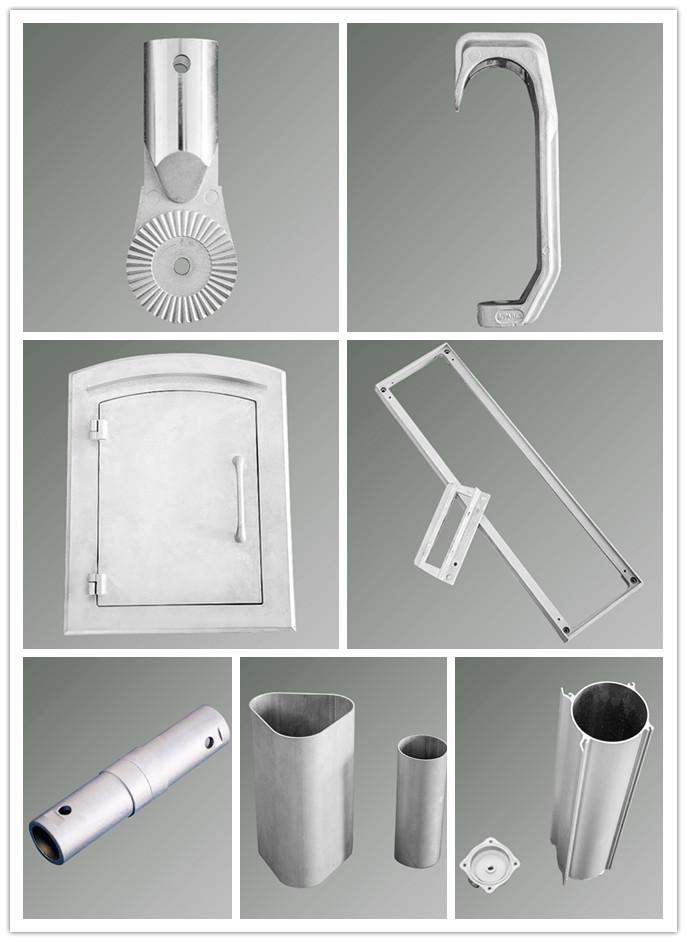 Aluminum Casting Supplier Cast Handle for Electro - Optic Modulator