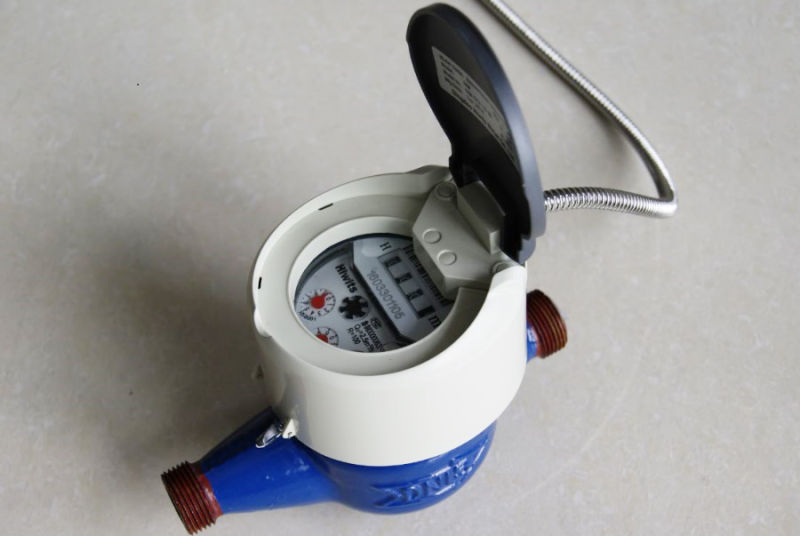 Wire Type Photoelectric Direct Reading Remote Water Meter