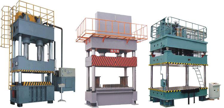 100t Four Column hydraulic Press Machine