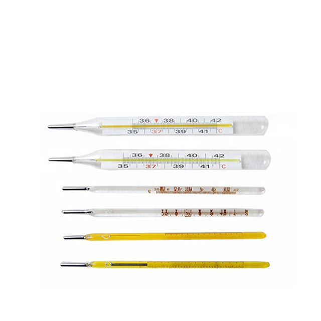 Medical Mercury Glass Thermometer