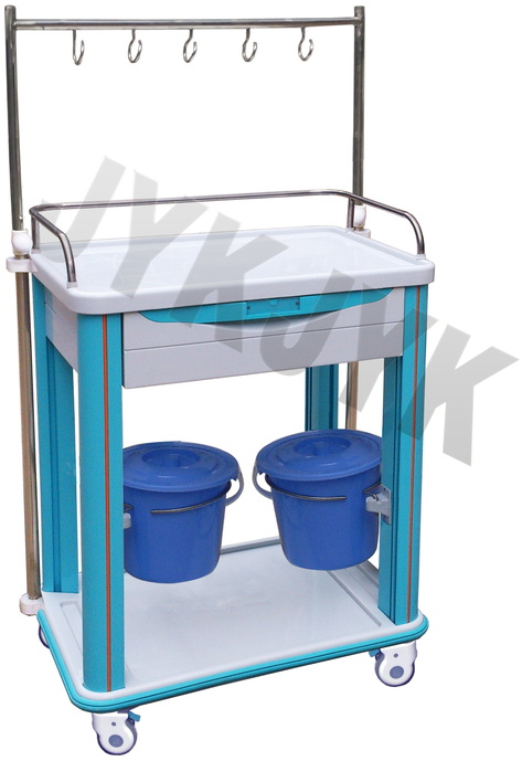 Medical Cart of IV Treatment Trolley