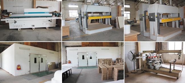 New Design Hotel Furniture Bedroom Set (EMT-A0659)