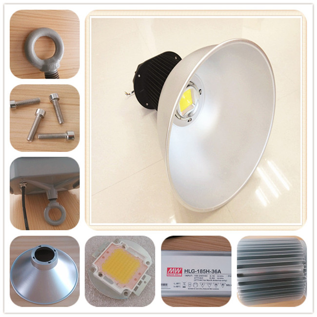 Bridgelux LED Chip Meanwell LED Driver IP65 Industrial LED High Bay Light (CE-HB-150)
