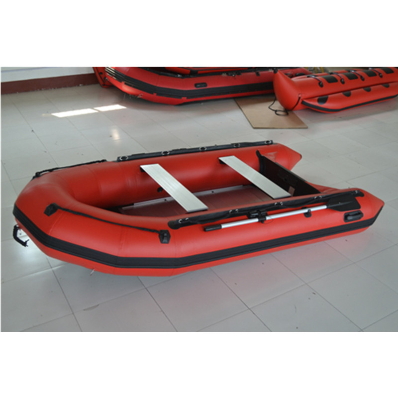 PVC Inflatable Resuce Boat for Fishing