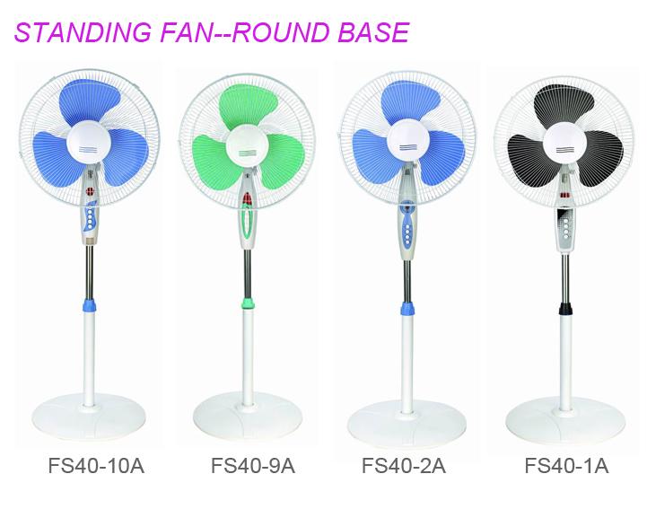 Stand Fan Pedestal Fan in High Quality