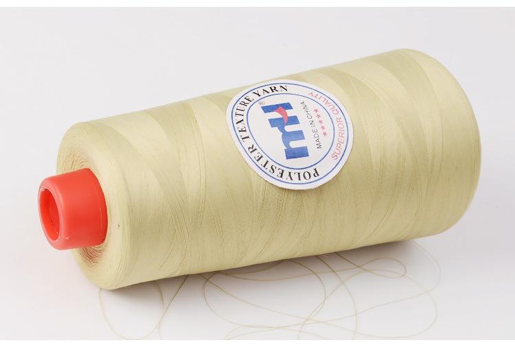 High Quality 150d/2 100% Spun Polyester Overlocking Thread