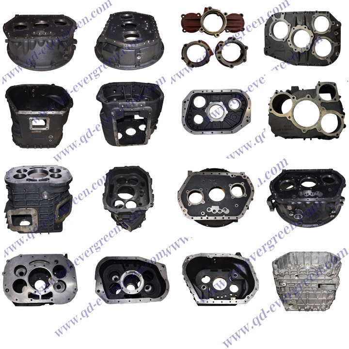Zinc Alloy Casting Part Used on Machinery