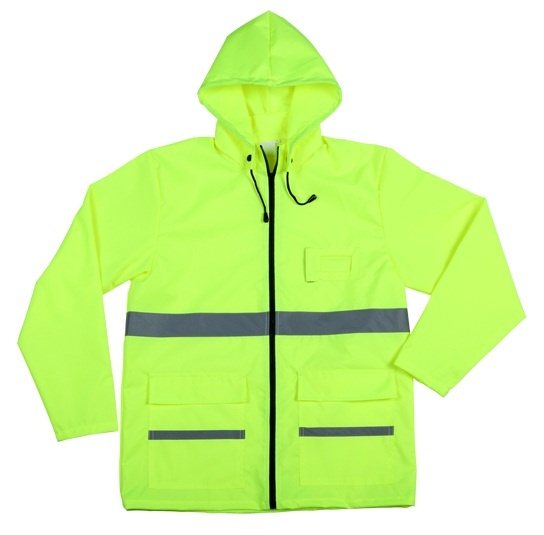 Waterproof Raincoat with 210d Oxford