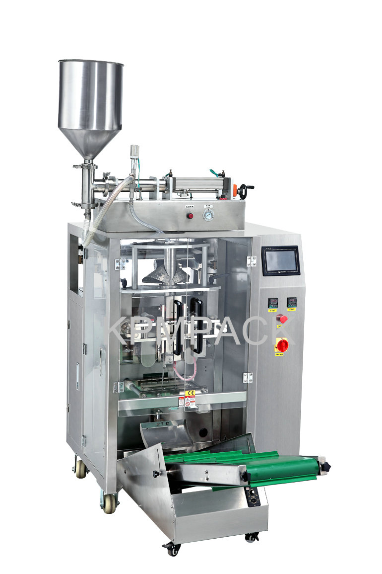 Automatic Oil, Water, Sauce Packing Machine