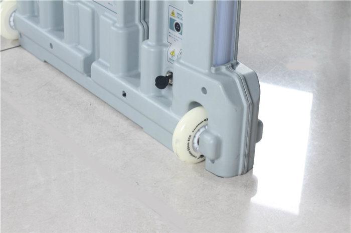 Archway Walk Through Security Metal Detectors with 24 Zones Phone Remote Control