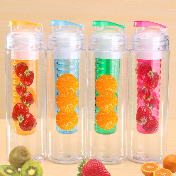 Tritan Copolyester Flask Plastic Flask Fruit Flask Tritan Mug