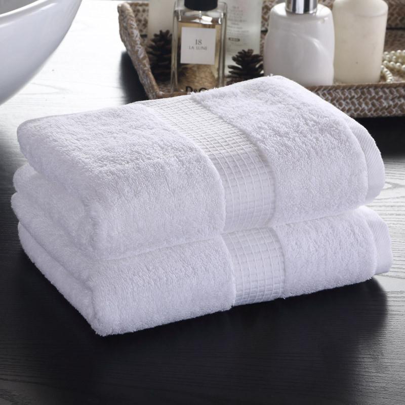 Towels Bath Set Luxury Hotel 100% Cotton, Best Brand Hilton Hotel 21 Bath Towels