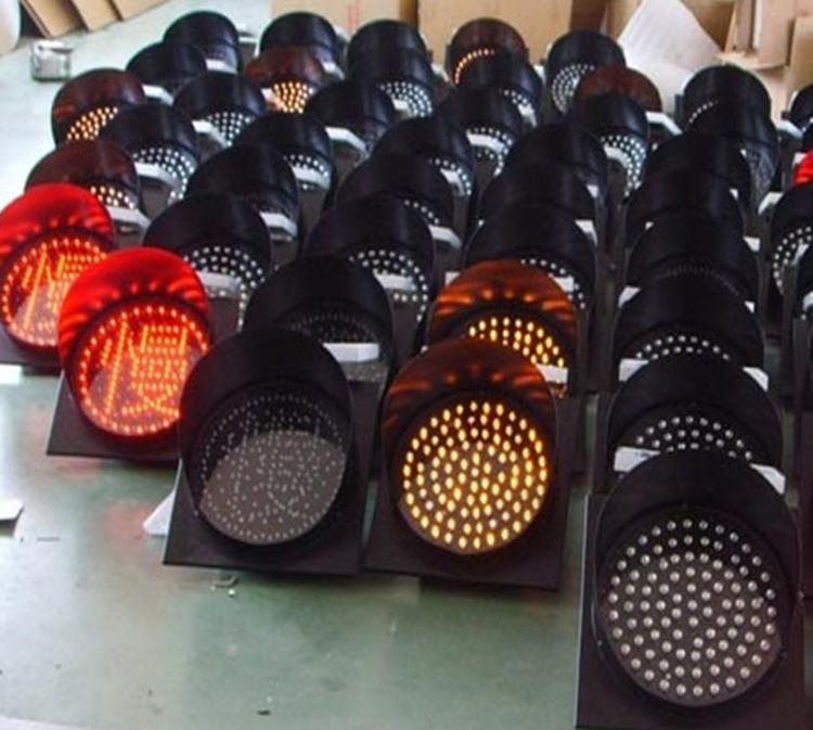 Manufactory Wholesale Amber Flashing Signal Traffic Light Strobe Lights